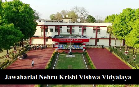 jawahar lal nehru krishi vishva vidhyalay jabalpur jnkvv Krishi Vigyan Kendra in MadhyaPradesh