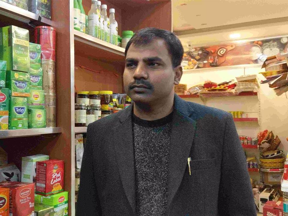 nihal singh organic farmer