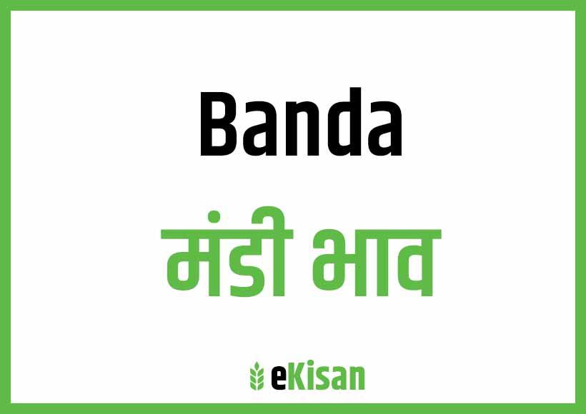 Banda Mandi Bhav