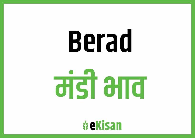 Berad Mandi Bhav
