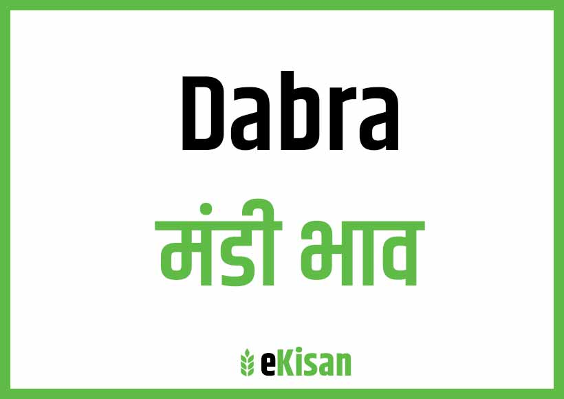 Dabra Mandi Bhav