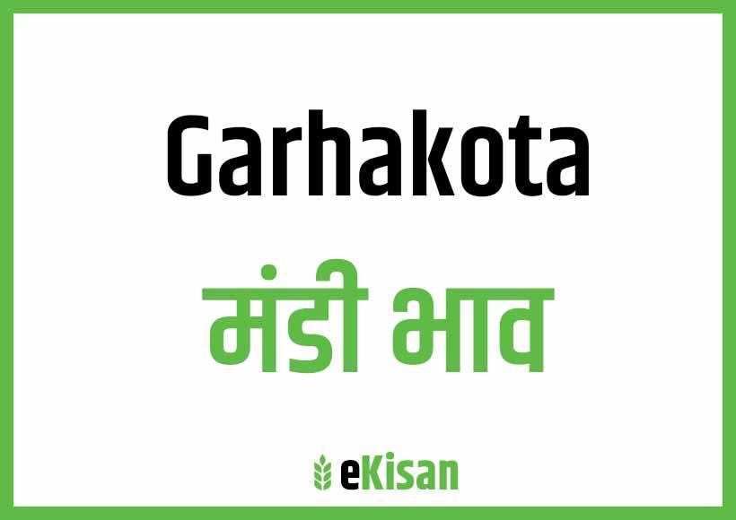 Garhakota Mandi Bhav