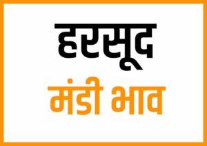 Harsood Mandi Bhav