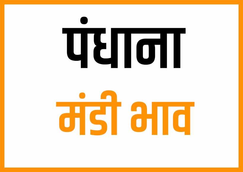 Pandhana Mandi Bhav