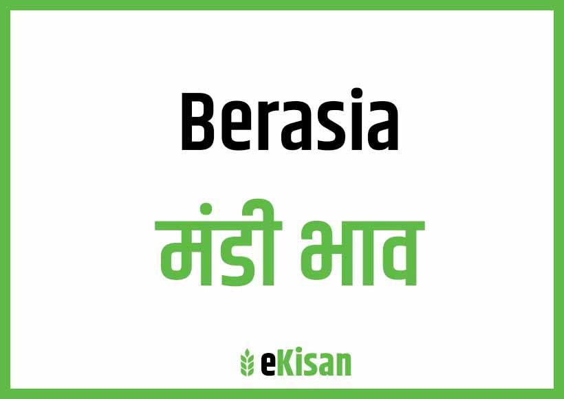 Berasia Mandi Bhav