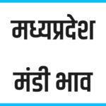 Mandi Bhav MadhyaPradesh